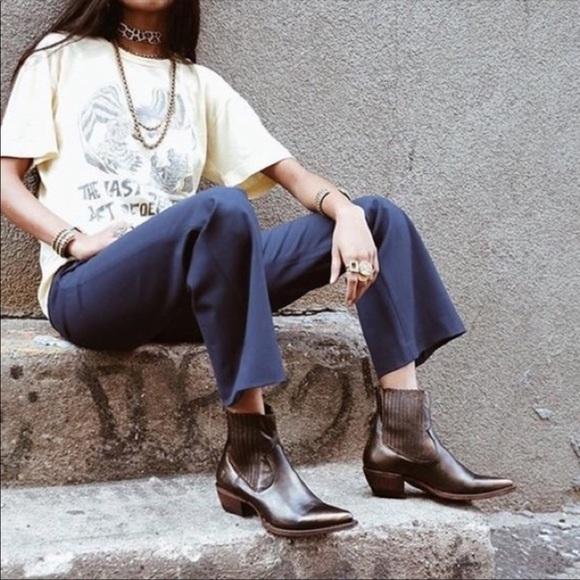 Frye Shoes | Frye Sacha Chelsea Western